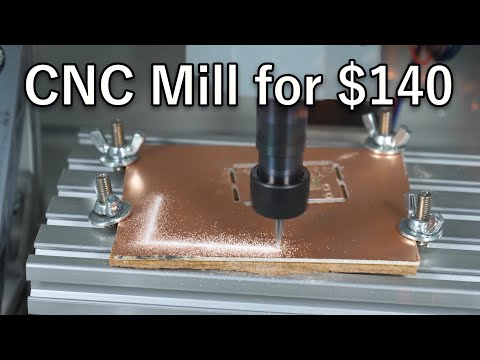 The Cheapest CNC
