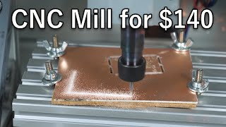 The Cheapest CNC Milling Machine