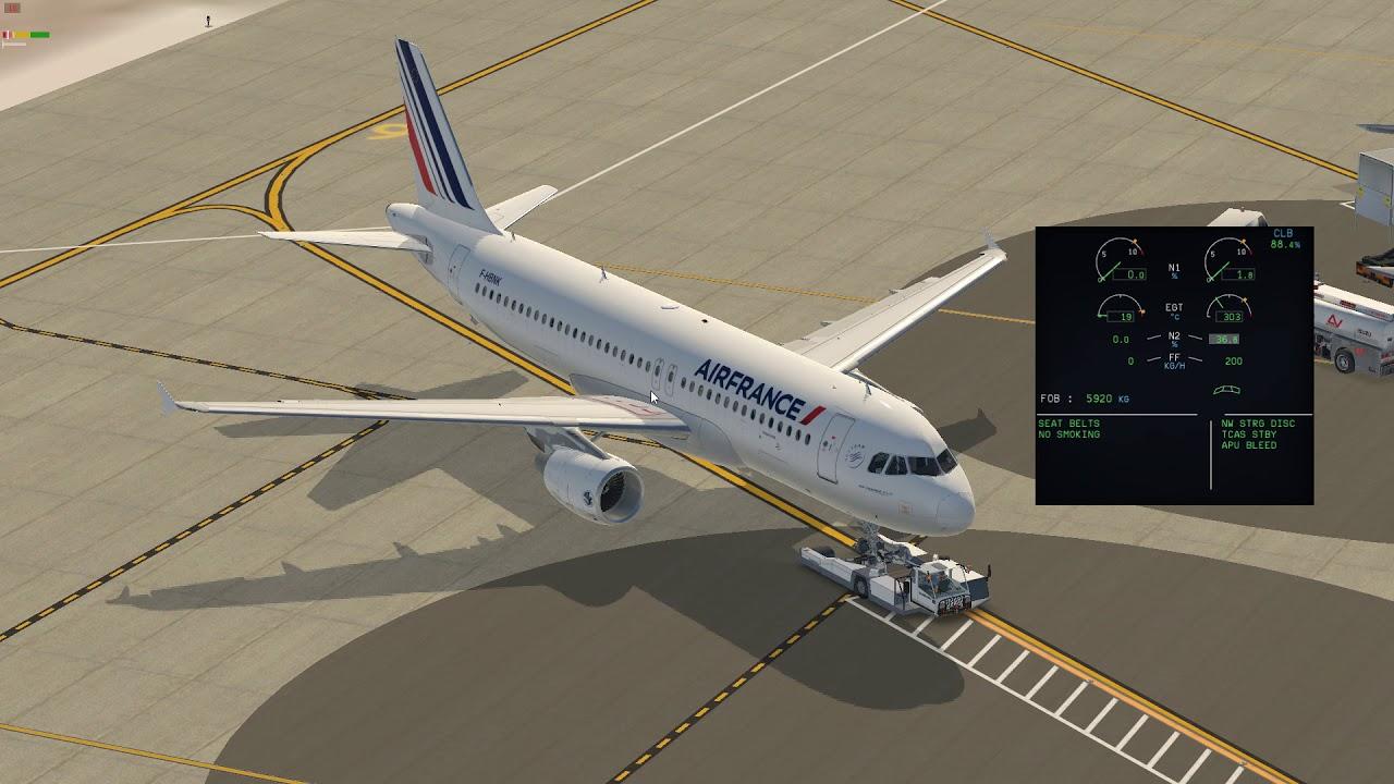 FF A320 PART1