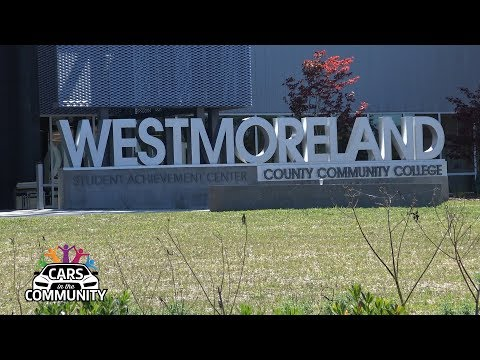 Cars in the Community: Westmoreland County Community College