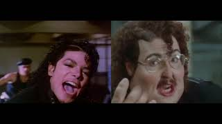 """Weird Al"" Yankovic's ""Fat"" vs. Michael Jackson's ""Bad"" (PLEASE READ THE PINNED COMMENT)"