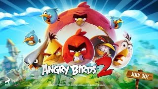 Angry Birds 2 - By Rovio Entertainment Ltd - Gameplay Level 1-5 (iOS) GRATIS