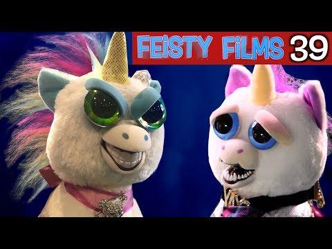 Feisty Films Ep. 39: Unicorn vs. Unicorn Rap Battle!