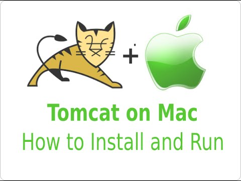 Tomcat - How to Install and Run Tomcat on Mac