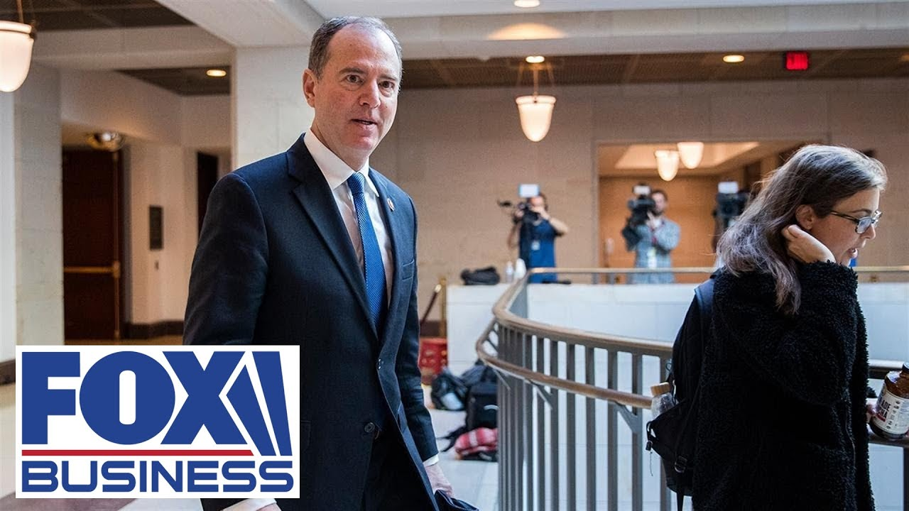 FOX Business House Republicans call out Schiff for whistleblower secrecy