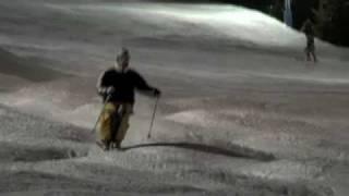 Mogul Skiing at Holiday Valley