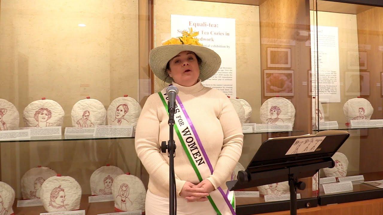 Folklife After Hours Presents Suffrage Singer!