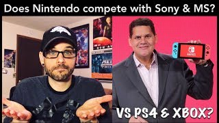 Why Nintendo DOES compete with Sony and Microsoft (and how they know it). | Ro2R