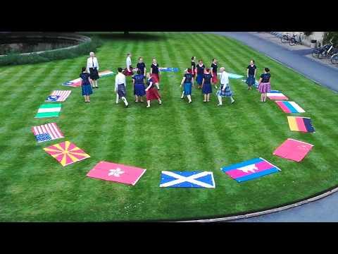 RSCDS Virtual Festival 2018 - Oxford University Scottish Dance Society