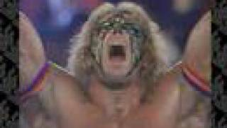 Ultimate Warrior Entrance video