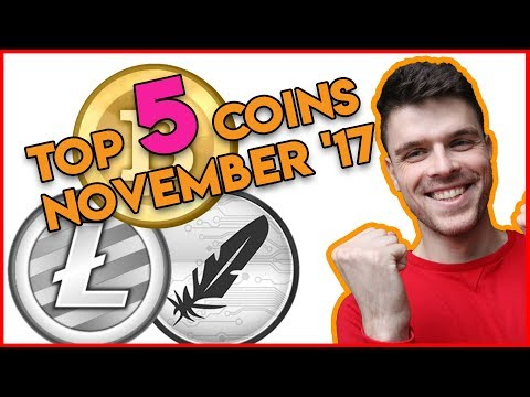 TOP 5 COINS to Watch in November - Binance, Substratum & more!