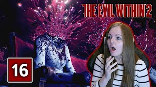 Omg this is sick | the evil within 2 gameplay walkthrough part 16