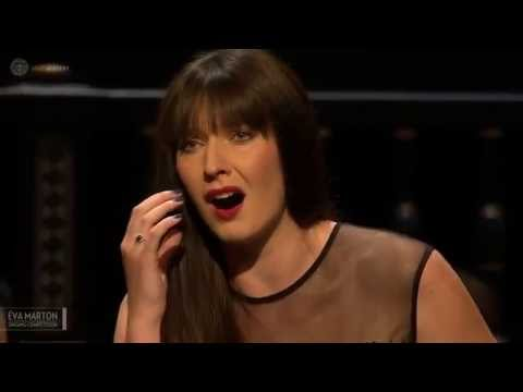 II International Éva Marton Singing Competition - Final - Lucyna Jarzabek