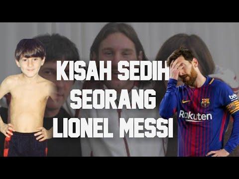 Datang Dari Hidup Yang Berat. Cerita Sedih Awal Karir Lionel Messi