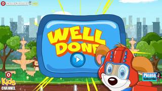 """Puppy Engineering Patrol """"Puzzle Brain Games"""" Android Gameplay Video"""