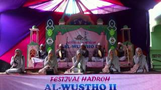 Irsyadul Qur'an - Festival Hadroh Al-Wustho 2 - Poris