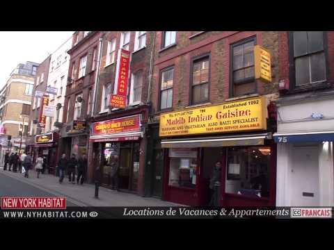 Visite guidée de Londres en vidéo: l'East End