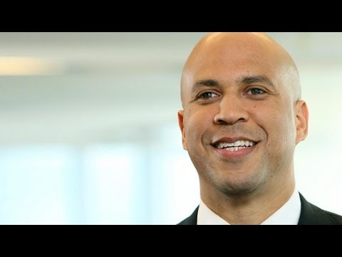 Cory Booker: So What If I'm Gay?