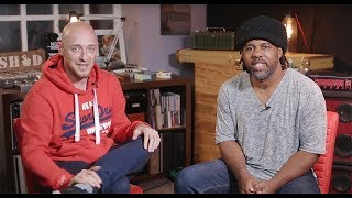 Interview with the legendary bassist, Victor Wooten