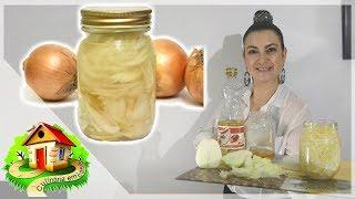CEBOLA NO VINAGRE - EMAGREÇA ATÉ 34kg - SEUS BENEFÍCIOS - Culinaria em Casa thumbnail
