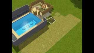 The Sims 3 Как построить бассейн с вышкой ?(http://fan-sim.jimdo.com/ наш сайт http://vk.com/id152787167#/club43354858 - группа ВК., 2012-10-30T11:05:38.000Z)