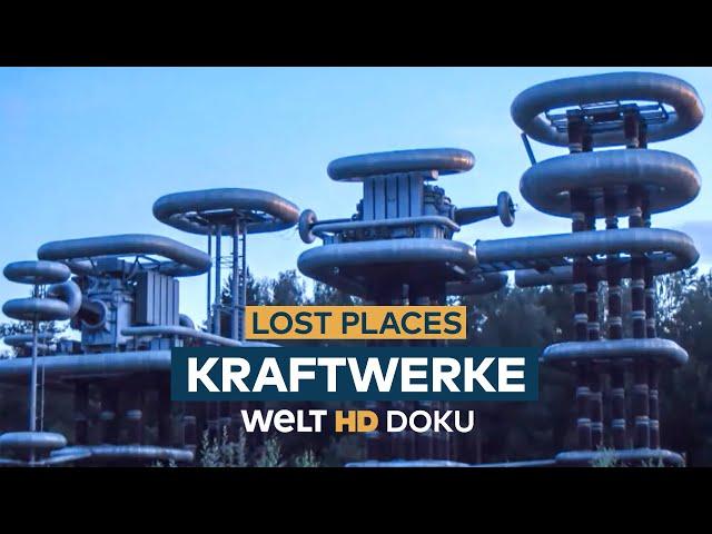 LOST PLACES - Unter Hochspannung   HD Doku