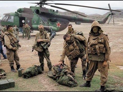 десантники в чечне кино