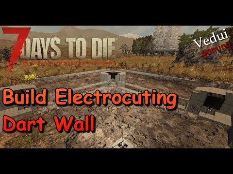 7 days to die giveself skill points