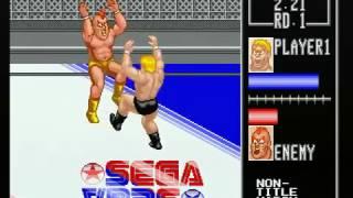 Sega Smash Pack Volume 1: Wrestle War - Sega Dreamcast - VGDB
