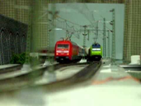 Europe Rail Modelleisenbahn HO...