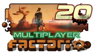 Aaa Factorio 20 *multiplayer* - Bots And Blueprints