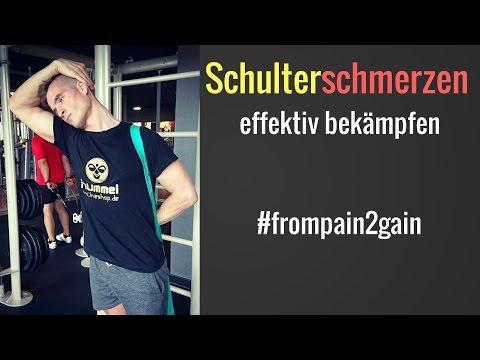 Schulterschmerzen & Impingement Syndrom effektiv bekämpfen │Mischa Kotlyar
