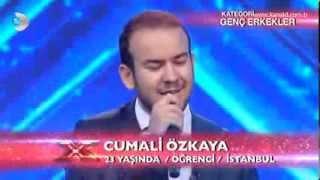 Cumali Özkaya X Factor Cumali Özkaya Ferformansı FULL HD