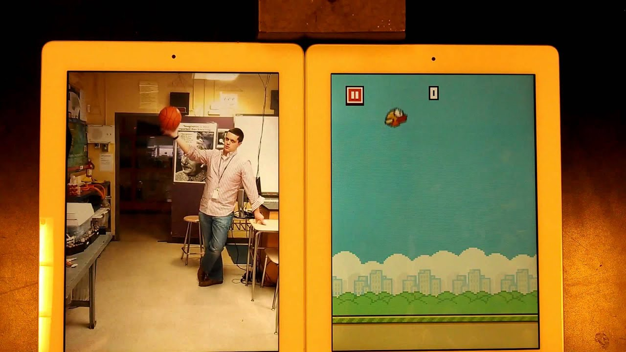 PROOF That Flappy Bird Physics Is REAL LIFE YouTube - Flappy bird in real life