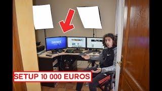 MON NOUVEAU SETUP 2018 A 10 000 EUROS  ! thumbnail