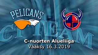 La 16.3.2019 Pelicans C1 Team - Viikingit Team