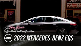 homepage tile video photo for 2022 Mercedes-Benz EQS   Jay Leno's Garage