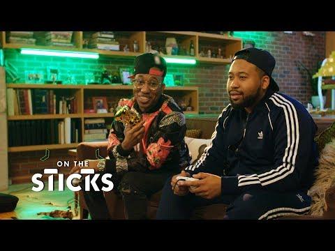 DJ Akademiks and SNL's Chris Redd Face-Off in 'Battlefield V' | On the Sticks thumbnail