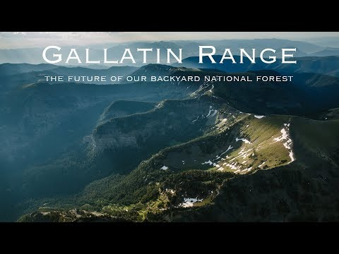 Gallatin Range: The Future Of Our Backyard National Forest