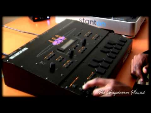 The Daydream Sound Reviews The Ensoniq ASR X Sampler & Drum Machine (Part 1 Of 2)