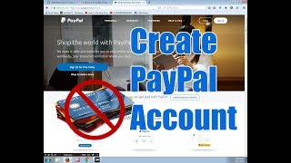 How to Create PayPal Account Without Credit Card (Tagalog Full Tutorial)