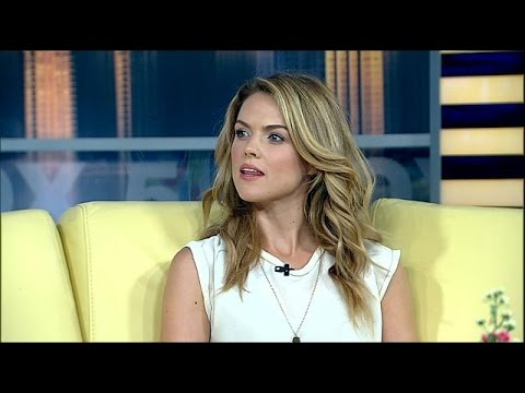 British actress Erin Richards stars in Gotham