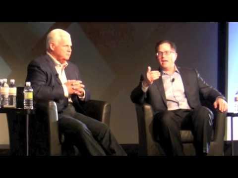 Dell-EMC Merger: Michael Dell, Joe Tucci on Innovate vs. Disrupt (3 of 8)