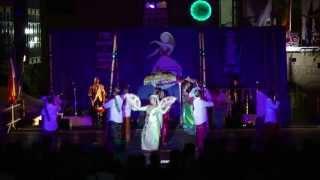 Philippine folk dance: Burong Talo, Kini Kini, Asik & Singkil