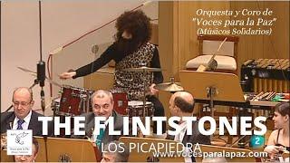 LOS PICAPIEDRA (Theme song). Hoyt Curtin. Director: Andrés Salado. Batería: Luis Nieto