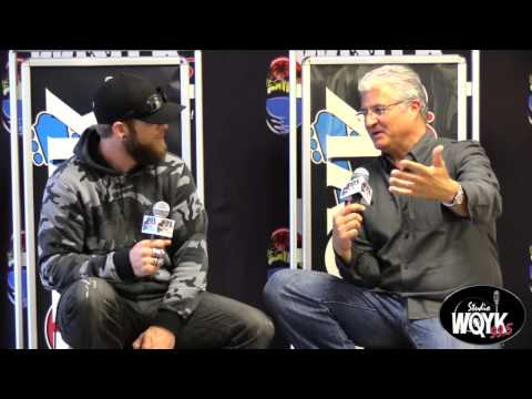 Brantley Gilbert Exclusive Q&A With 99.5 WQYK in Tampa