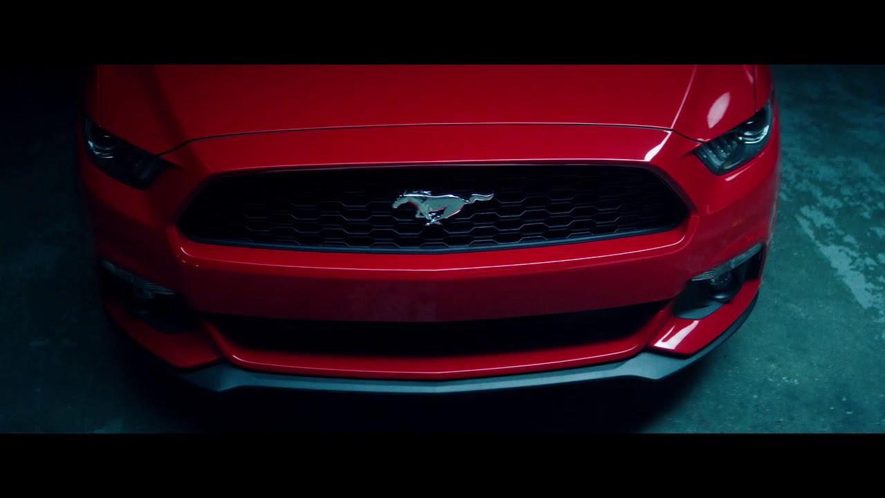Ford - Faut l'essayer Mustang