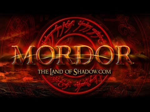 Mordor ~ The Land of Shadow Rising
