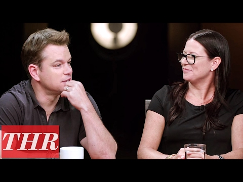 THR Full Oscar Producers Roundtable: Matt Damon, Darren Aron