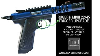 "TANDEMKROSS ""Victory"" Trigger Information and Install"